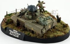 TRACK-LINK / Gallery / Mines! M8 Armored Car, 29th Inf. Div. Cav. Recon Trp.