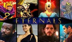 The Eternals 2020 – Full Cast & Crew Watch Movie & Trailer - The Eternals is a Hollywood film. The film is being released in India on 4 November The Richard Madden, Moon Knight, Kit Harington, Ghostbusters, Angelina Jolie, Full Cast, It Cast, Bad Boys, Barry Keoghan