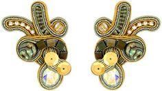 DORI CSENGERI Earrings $359 thestylecure.com