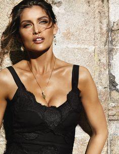 Laetitia Casta | Photography by Mario Testino | For Dolce & Gabbana | 2012