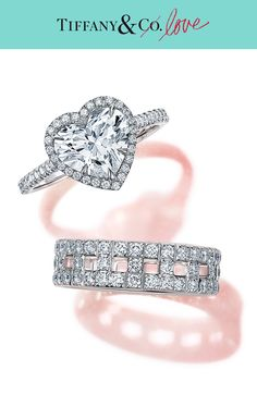 11 Best Heart Diamond Rings Images In 2020 Heart Shaped Diamond