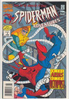 Title: Spider-Man Adventures | Year: 1994 | Publisher: Marvel | Number: 7 | Print: 1 | Type: Regular | TitleId: 92ff92ff-7af5-4f88-bf18-39012f60989d