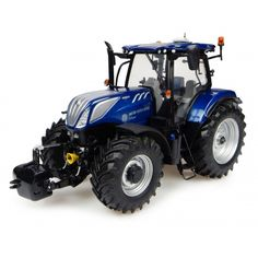 New Holland T7.225 « Blue Power » (2016)