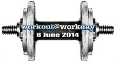 Cut sickness absence and improve employee health on Workout at Work Day. Workout At Work, Sick, Day, Health, Health Care, Salud