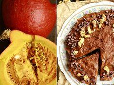 Delicious blog: Dýňový kakaový dort