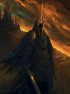 The Witch King of Angmar by Rirth