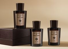 Now Pinning - Acqua di Parma Ingredients Collection