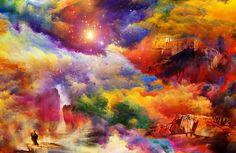 Abstract painting 4K Ultra HD wallpaper | 4k-Wallpaper.Net