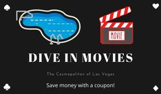 The Cosmopolitan of Las Vegas is a great luxury resort on the Las Vegas Strip. And right now you can enjoy dive-in movies there! This is where you can watch a hit movie from the comfort of the pool! Find out more, including how to get 52% off tickets to the dive in movies at The Cosmopolitan of Las Vegas. Watch favorite movies like Black Panther, Captain America, Wonder Woman, Jurassic World, Lion King, Aladdin, Spiderman & more. #Cosmopolitan #CosmopolitanLasVegas #LV #LasVegas #LasVegasStrip Las Vegas Vacation, Vacation Deals, Vacation Spots, Las Vegas Restaurants, Las Vegas Hotels, Dive In Movie, Beloved Film, Hits Movie