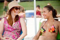 Dania Ramirez talks American Reunion movie