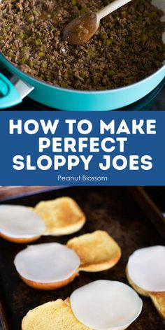 Learn how to make perfect sloppy joes with this easy philly cheesesteak sloppy joe recipe for kids. Even new cooks will find the step-by-step instructions easy to follow for an easy dinner on a busy night. Joe Recipe, Recipe For Mom, Kids Meals, Easy Meals, Easy Recipes, Sunday Dinner Recipes, Sloppy Joes Recipe, Fast Dinners, Veggie Tray