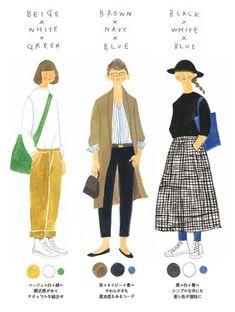 Love Fashion, Fashion Beauty, Womens Fashion, Fasion, Color Combinations, Lifestyle, My Style, Illustration, Cute