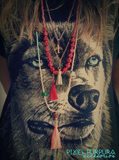 #bohemio #chic #Boho #necklace