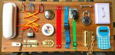 Busy Board Toddler Busy Board Sensory Board Toddler