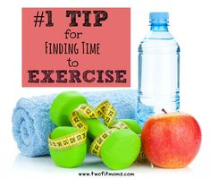 Can't seem to make time for your workout? Click to read the #1 best health tip ...