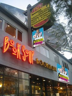 BOOK SOUP, Los Angeles, CA. Have been here and love it! Going back in August...