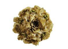 Simple vintage green bouquet