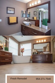Traditional Neutral Master Bathroom