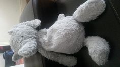 Lost on 13 Jul. 2016 @ Murcia San Javier Airport. Our seven year old son has lost his teddy - a grey Jellycat elephant and is distraught. He has had the teddy since he was a baby (hence the trunk is a little chewed!!) We lost him somewhere between... Visit: https://whiteboomerang.com/lostteddy/msg/wat25f (Posted by Paul on 19 Jul. 2016)