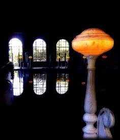 Hearst Castle- Roman Baths