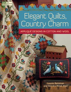 That Patchwork Place-Elegant Quilts, Country Charm