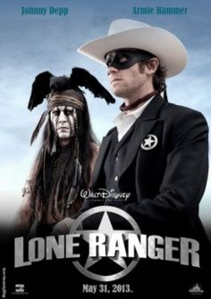 Film and Foodie Review: The Lone Ranger