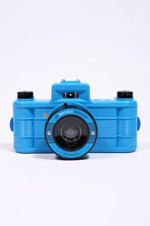 Lomography Blue Sprocket Camera