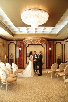 Las Vegas Wedding At Golden Nugget S Chapel