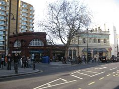 Gloucester Road Underground Station, London - geograph.org.uk - 1615552    I'd have been on time for the conference if I'd turned the right way here!