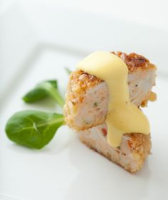 Miniature Crab Cakes / @DJ Foodie / DJFoodie.com