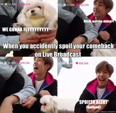 LMAO I CAN'T BELIEVE THIS HAPPENED   allkpop Meme Center