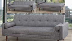 Modern Furniture Toronto - BLVD Interiors - living - sofa beds - Walter Sofabed - 43SO001