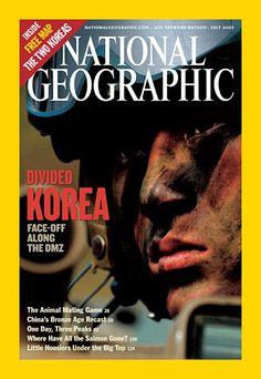 Julio 2003 , Cincuenta años después del final de la Guerra de Corea, National Geographic se adentra en  la Zona Desmilitarizada, la línea de alto el fuego donde los soldados del norte y del sur conviven recordando que medio siglo de frágil paz podía romperse en cualquier momento.