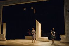 The Light in the Piazza. Patrick Street Productions. Scenic design by Lance Cardinal.