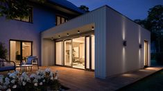 Cgi, Facade, Garage Doors, Cases, Studio, Architecture, Outdoor Decor, Projects, Collection