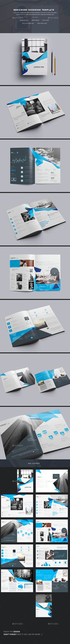 Company Profile Company profile, Brochures and Design - technology brochure template