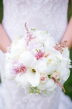 Blush and Gray Preppy New England Wedding | Artfully Wed Wedding Blog