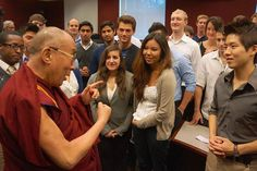 What's Happy This Week: Dalai Lama Visits Emory University #Atlanta