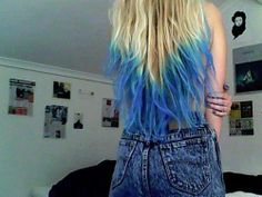 I really want to do this to my hair this summer
