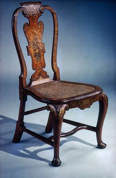 Side chair, ca. 1730