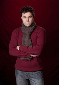 Pattern Crochet Men's Scarf