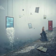 Tales from a Dream Walk by Michael Vincent Manalo #digital_art