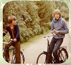 Mads Mikkelsen & brother Lars