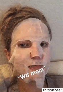 Cat confused by a face mask Wtf mom 😂 Hilarious Photos, Funny Gifs, Funny Memes, Cute Funny Animals, Funny Animal Pictures, Cute Cats, Mom Funny, Funny Cute, I Love Cats