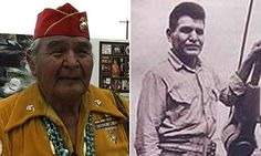 Tribe: Navajo Code Talker dies in Arizona