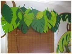 jungle decorating ideas for the classroom