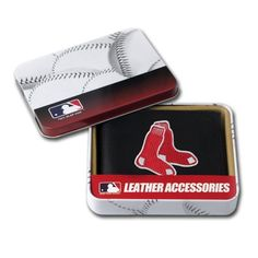 MLB Boston Red Sox Embroidered Billfold by Rico. Save 31 Off!. $17.32. A team logo billfold makes a perfect gift for that big fan in your life, or a nice treat for yourself. Quality construction will last.