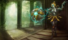 Orianna, the Lady of Clockwerk