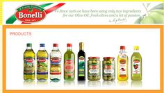 Bonelli Olive Products