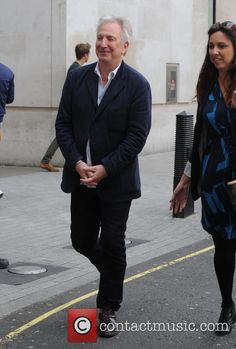 .Leaving  the BBC Studio, London 17th April 2015 ...